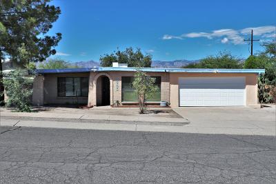 Tucson Single Family Home For Sale: 9765 E Sierra Street