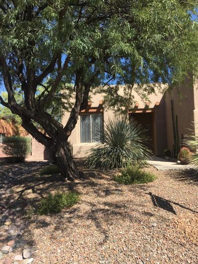 Tucson Single Family Home For Sale: 542 N Dijon Court