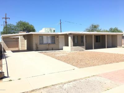Tucson Single Family Home For Sale: 4542 S Dogwood Avenue