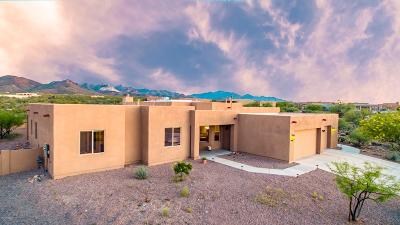 Corona de Tucson AZ Single Family Home For Sale: $520,000