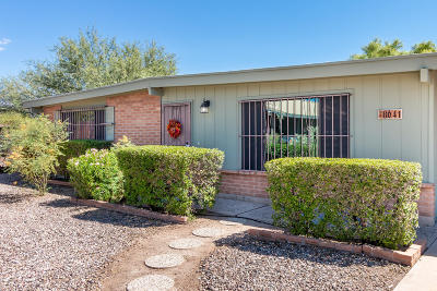 Single Family Home For Sale: 8641 E Mabel Place