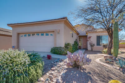 Green Valley AZ Single Family Home For Sale: $319,000