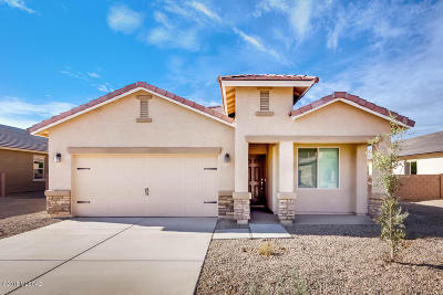 Marana Single Family Home For Sale: 12895 N Honey Bell Drive