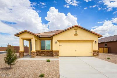 Marana Single Family Home For Sale: 12887 N Honey Bell Drive
