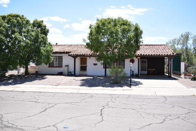 Green Valley Single Family Home For Sale: 100 E Verde Vista
