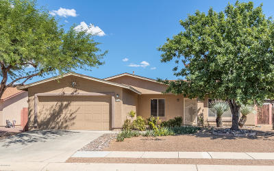 Tucson Single Family Home For Sale: 7765 S Claremon Avenue