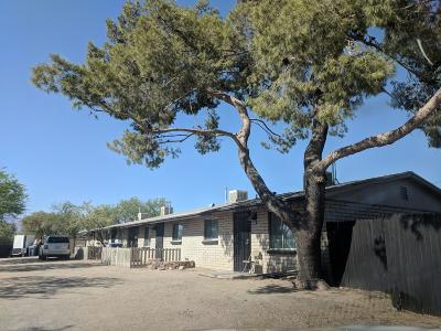 Tucson Residential Income For Sale: 1715 S Jefferson Avenue