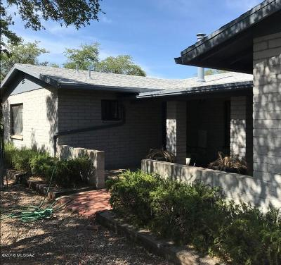 Oracle Single Family Home Active Contingent: 181 W Oak Hills Drive