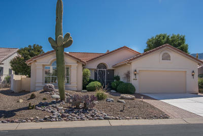 Single Family Home For Sale: 37865 S Spoon Drive
