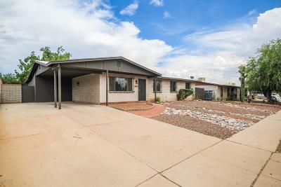 Tucson Single Family Home For Sale: 6016 N Oracle Jaynes Station Road