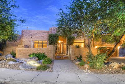 Single Family Home For Sale: 6273 N Desert Moon Loop