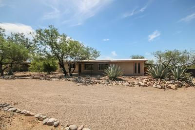 Tucson Single Family Home For Sale: 10552 E Camino Palo Verde