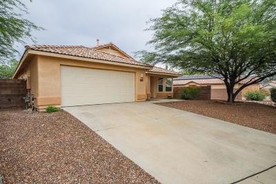 Tucson AZ Single Family Home For Sale: $242,500