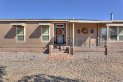 Tucson Manufactured Home For Sale: 7045 N Hot Desert Trail