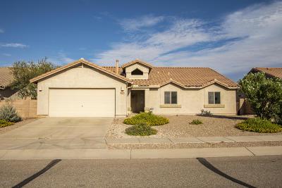 Tucson AZ Single Family Home For Sale: $209,900