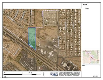 Tucson Residential Lots & Land For Sale: I-10 Craycroft Frontage Rd