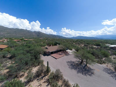 Tucson Single Family Home For Sale: 10261 E Cadillac Lane