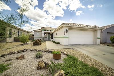 Green Valley Single Family Home For Sale: 327 W Continental Vista Place