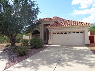Oro Valley Single Family Home For Sale: 12159 N Legacy Place