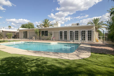 Rio Rico Single Family Home Active Contingent: 408 Calle Madrid
