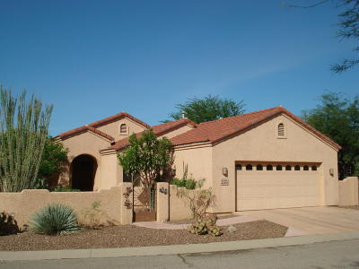 Single Family Home For Sale: 2754 S Desert Hawk Place