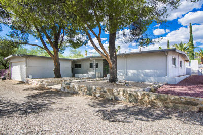 Single Family Home For Sale: 4501 N Bear Canyon Road