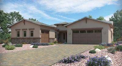 Tucson AZ Single Family Home For Sale: $499,290