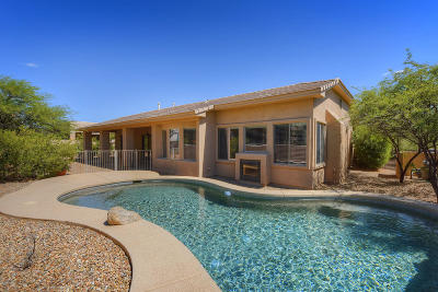 Oro Valley Single Family Home For Sale: 13775 Keystone Springs Drive