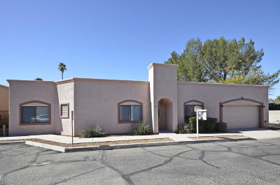 Tucson AZ Single Family Home For Sale: $187,000
