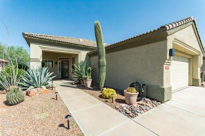 Marana Townhouse Active Contingent: 13247 N Heritage Gateway Avenue