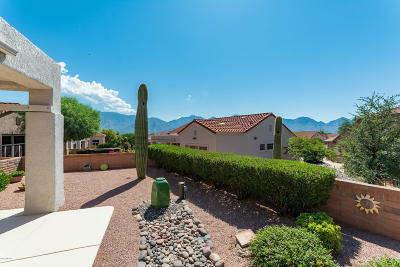 Oro Valley Single Family Home For Sale: 896 E Grass Meadow Place