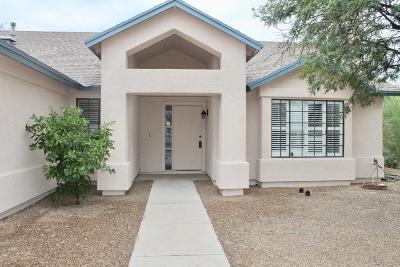 Tucson Single Family Home For Sale: 10216 E Foxmoor Drive E