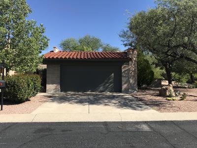 Tucson Townhouse For Sale: 1502 W Sendero Cinco