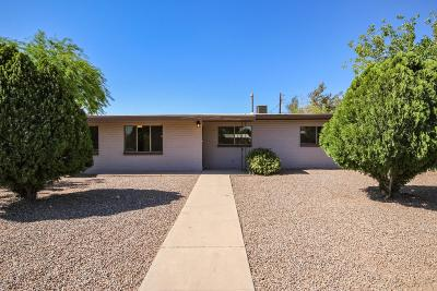 Tucson Single Family Home For Sale: 1072 W Simmons Street