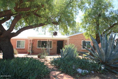 Single Family Home Active Contingent: 2518 E Blacklidge Drive
