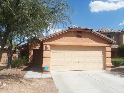 Tucson Single Family Home For Sale: 6753 S Sonoran Bloom Avenue
