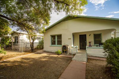 Tucson Residential Income For Sale: 235 W 30th Street