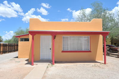 Tucson Single Family Home For Sale: 950 N Jerrie Avenue