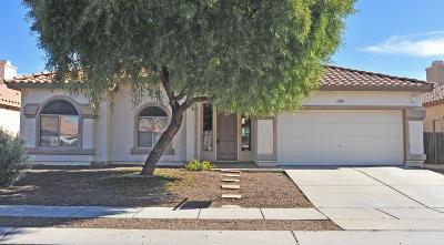 Tucson Single Family Home For Sale: 7990 N Wildomar Drive
