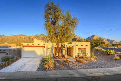 Oro Valley Single Family Home Active Contingent: 1832 E Pole Star Place