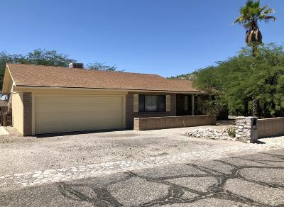 Tucson Single Family Home For Sale: 7224 E Inca Dove Drive