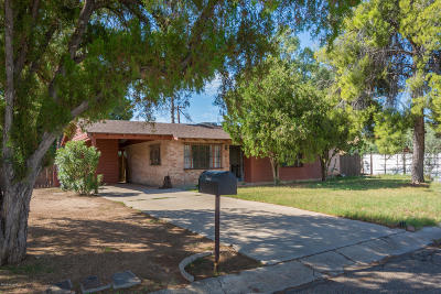 Tucson Single Family Home For Sale: 2602 E Prince Road