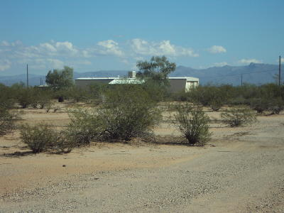 Marana Manufactured Home For Sale: 16282 W Snakeweed Road