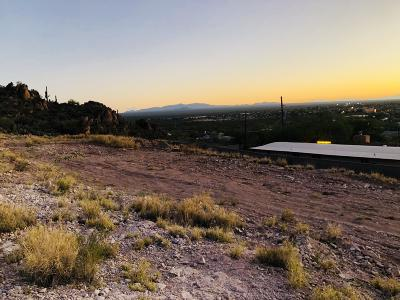 Tucson Residential Lots & Land For Sale: 4211 W Corona Road