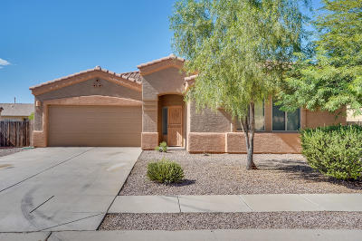 Tucson Single Family Home For Sale: 6538 W Copper Leaf Drive