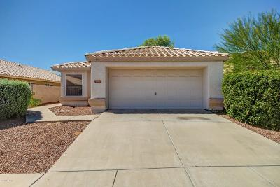 Oro Valley Single Family Home For Sale: 10985 N Double Eagle Court