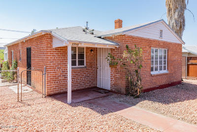 Tucson Single Family Home For Sale: 1710 E Grant Road