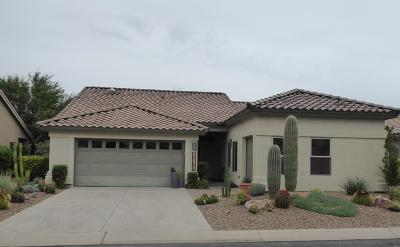Green Valley Single Family Home Active Contingent: 2189 E Desert Squirrel Court