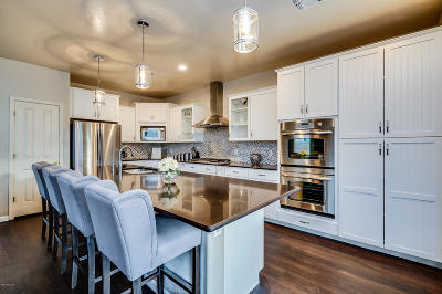 Tucson Single Family Home For Sale: 3397 N Belmont Mine Place