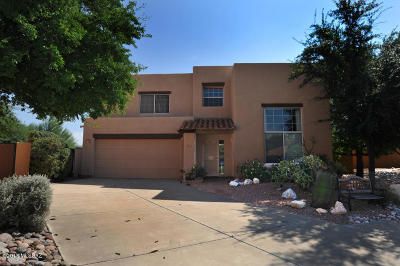Single Family Home For Sale: 3708 N Camino Leamaria